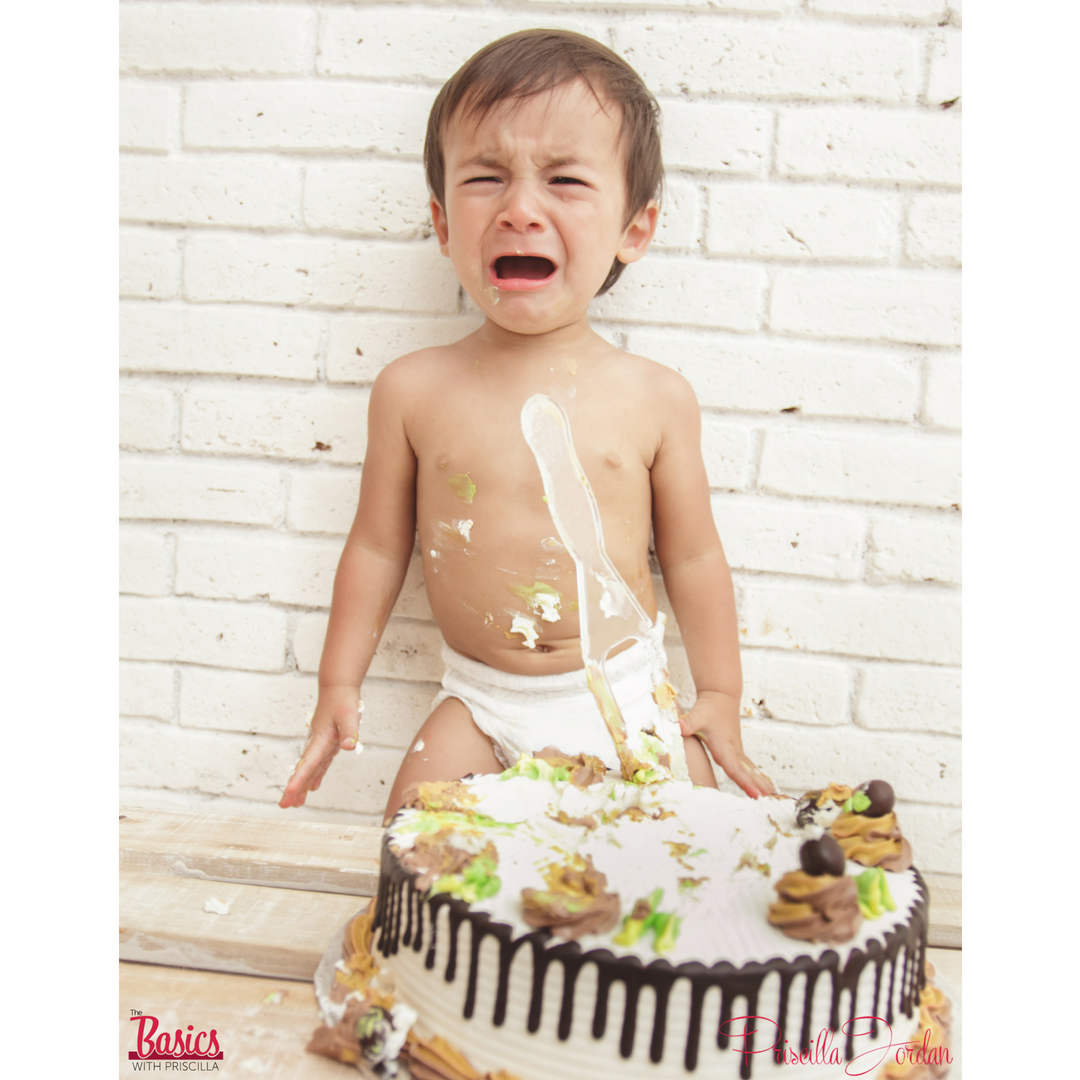 The Guide to Handling Temper Tantrums