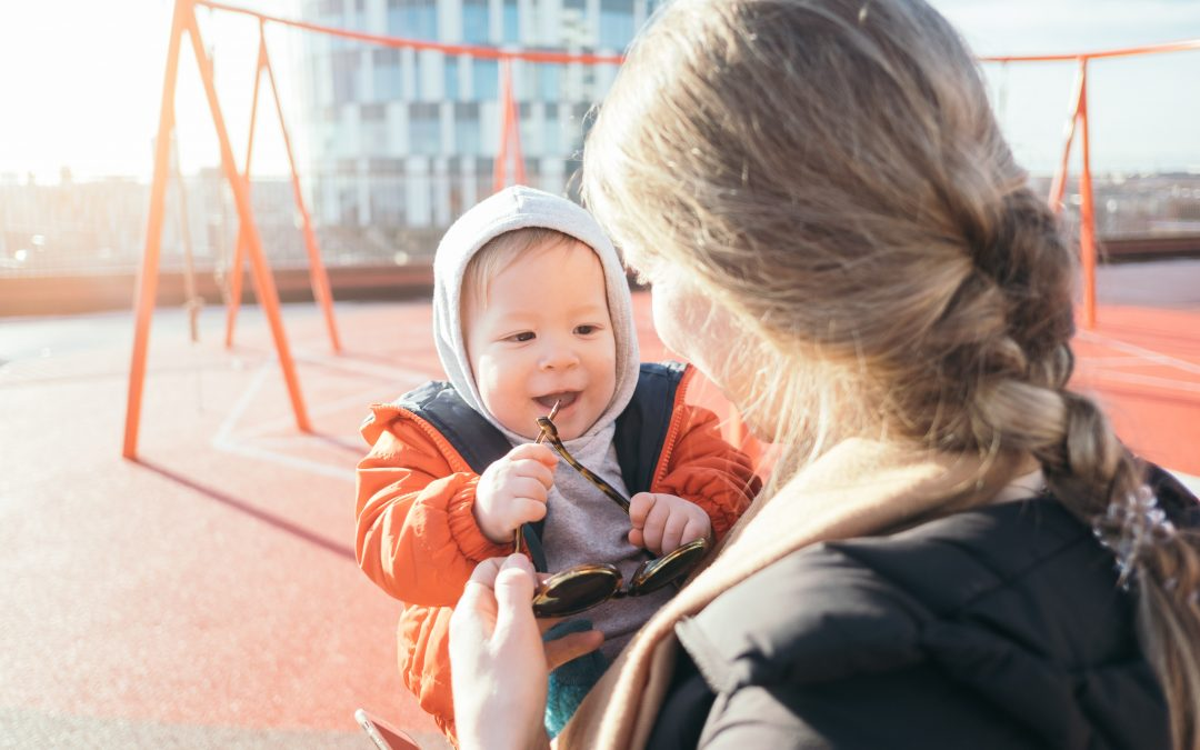 Baby Babble Leads to Younger Talkers