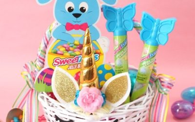 Last-minute DIY Easter Baskets for Kids